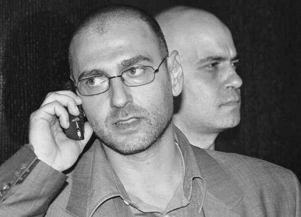 Любен Дилов и Слави Трифонов