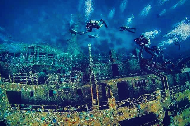 diving Dilov