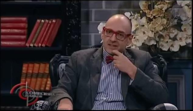 Любен Дилов-син и Митко Павлов в ТВ7