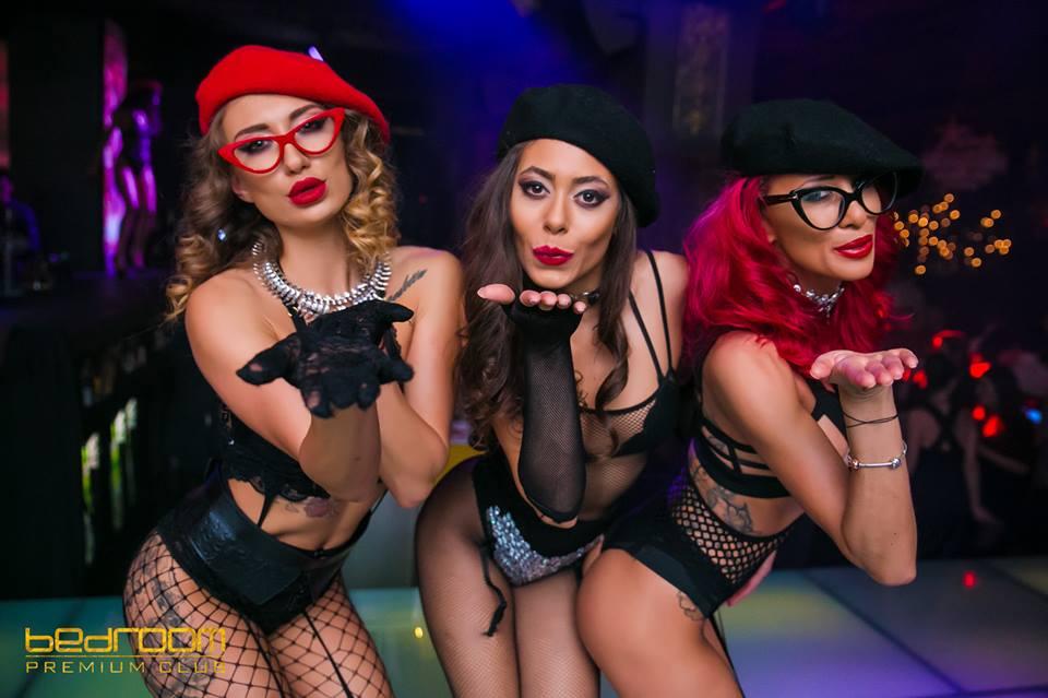 Playboy Chocolate Art парти - Bedroom Premium