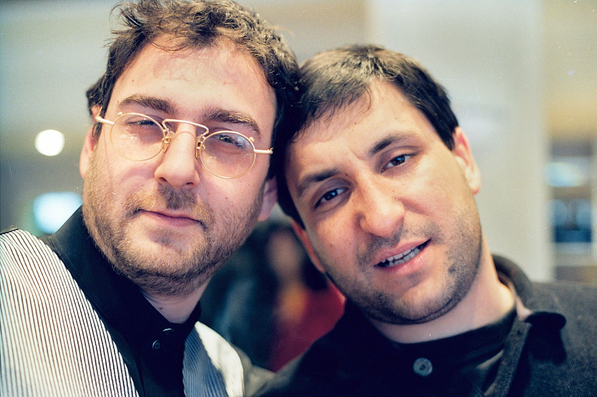 С Тончо Токмакчиев, Каналето. Снимка: Иван Бакалов